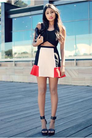 flute Zara skirt