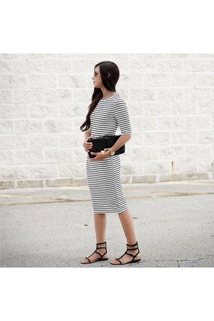 Rebecca Minkoff shoes - Dorothy Perkins dress - Rebecca Minkoff bag