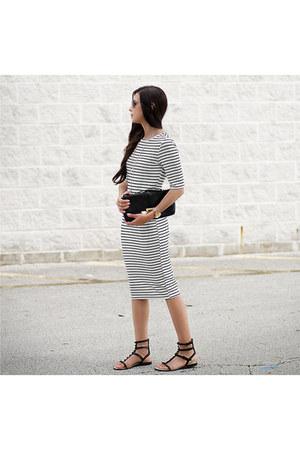 Rebecca Minkoff shoes - Dorothy Perkins dress - Rebecca Minkoff bag