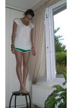 American Apparel shorts - Avant Premire t-shirt