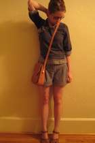 shirt - shorts - Saltwater Sandals shoes - purse