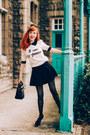Miss-patina-sweater-betsey-johnson-bag-sheinside-skirt-modcloth-heels