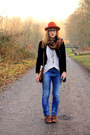 New-look-shoes-pimkie-jeans-zara-jacket-h-m-shirt-vintage-bag