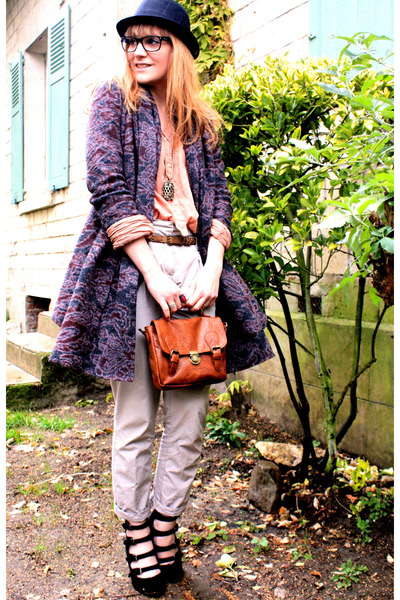 Pimkie shoes - Zara coat - Pimkie