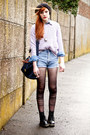 Doc-martens-boots-chicwish-sweater-romwe-shirt-naf-naf-bag