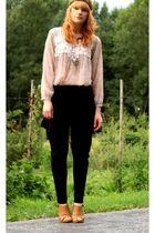 Zara pants - Avant premiere t-shirt