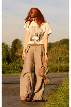 Promod pants - Zara t-shirt
