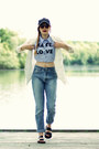 Zara-jeans-h-m-hat-front-row-shop-jacket-hate-or-love-persunmall-shirt