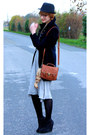 Comptoir-des-cotonniers-dress-zara-jacket-h-m-shoes