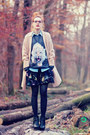 Nelly-shoes-oversized-choies-coat-romwe-skirt-tiger-mrgugu-msgo-sweatshirt