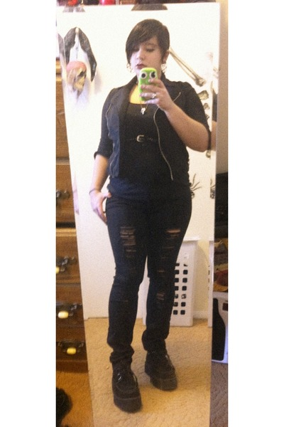 Forever 21 jacket - Hot Topic jeans