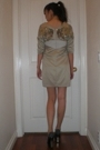 Undercover by Jun Takahashi dress - Stella McCartney shoes - Zara dress - Zara