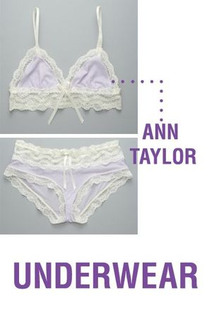 Purple-ann-taylor-bra