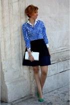 NaraCamicie shirt - Zara skirt - asos skirt