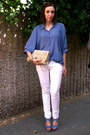 Oasap-shirt-sisley-bag-pull-bear-pants-oasap-ring-oasap-bracelet