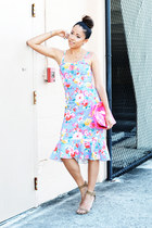 floral eShakti dress