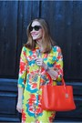 Zara-shoes-escorpion-dress-carrot-orange-furla-bag