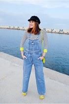 calvin klein jumper - Sheinside shirt - Zara bag - H&M heels