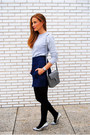 Primark-sweater-ecco-bag-serena-whitehaven-heels-zara-skirt