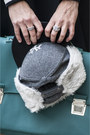 Black-zara-boots-gray-new-era-hat-black-urban-classics-jacket
