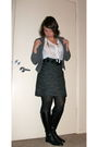Gray-h-m-skirt-black-franco-sarti-boots-white-the-limited-blouse-black-hue