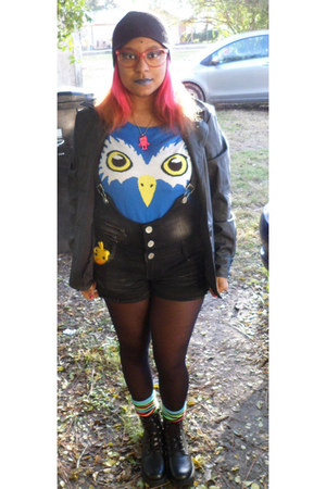 blue eagle sweater Rue 21 sweater