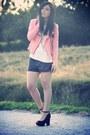 Pink-stradivarius-jacket