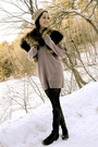 Purple-lily-mcneal-sweater-black-jcrew-tights-black-joie-boots-brown-vinta