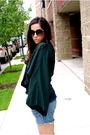 Green-elizabeth-and-james-jacket-blue-seven-shorts-blue-t-by-alexander-wang-