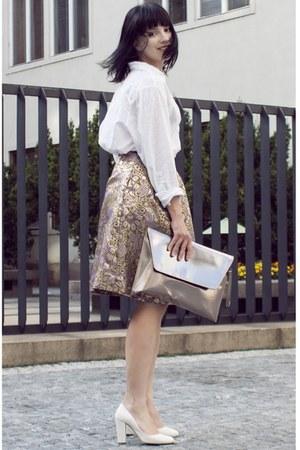 Marni for H&M skirt - sarenzaeu heels