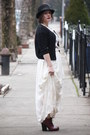 Ivory-embroidered-zara-skirt-maroon-lace-up-topshop-boots