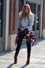 Leopard-booties-zara-boots-jcrew-shirt-chambray-ralph-lauren-shirt