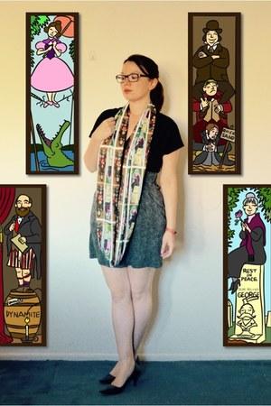 Cozy Reverie scarf