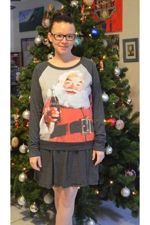 Old Navy dress - Target sweater