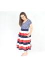Old-navy-top-eshakti-skirt