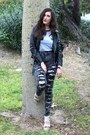 Black-high-waisted-pinkbasis-jeans-black-leather-yoins-jacket