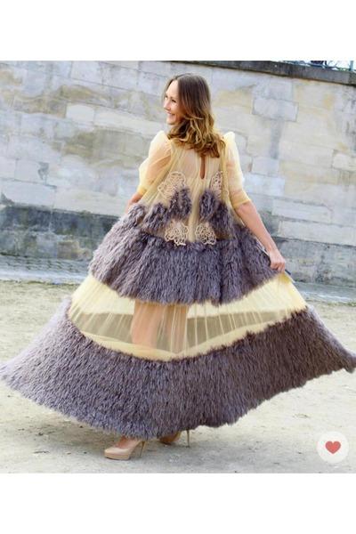 interesting unknown brand dress