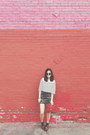 Boots-red-bag-acid-wash-h-m-skirt-crop-top-h-m-t-shirt