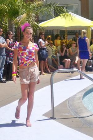 Splendid blouse - Splendid shorts