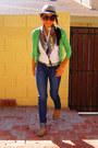 Fedora-target-hat-zizibeh-scarf