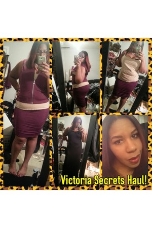 black slim model maxi Victoria Secrets dress
