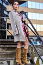 Vintage-boots-vintage-dress-vintage-coat-vintage-bag-vintage-cardigan