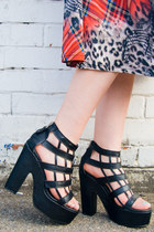 DEAR LOLA LTD wedges
