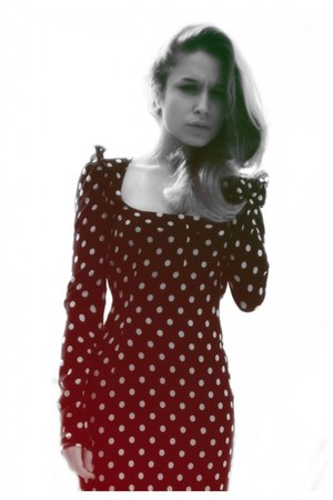 pois Dolce & Gabbana dress