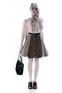Brown-vintage-skirt-beige-pinko-vest-brown-miu-miu-purse-beige-d-g-cardiga
