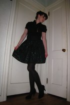 5c902891a65dd Gray Sweaters, Black Skirts, White Aeropostale Shirts, Purple Merona ...
