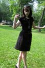 Black-banana-republic-top-black-alfani-skirt-black-ak-anne-klein-shoes-sil