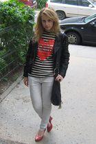 Gap jeans - Primark t-shirt
