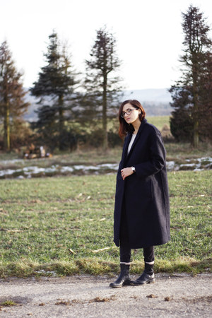 wool Mango coat