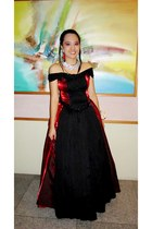 gown TINA DIAZ dress